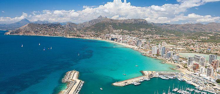 S'installer à Alicante et sa région